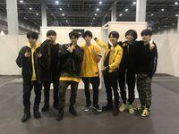 BTS Twitter Japan April 14, 2018