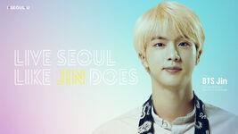 Jin Live Seoul Like I Do
