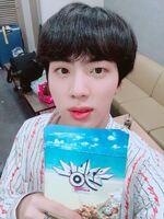 Jin Twitter June 8, 2018 (1)