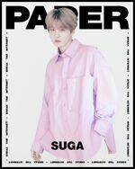 Suga Paper Break The Internet 2019 (2)