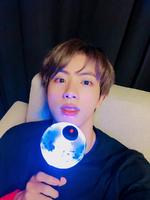 Jin Twitter Sep 21, 2018 (2)