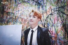 J-Hope Wings Shoot (5)