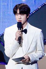 Jin 2018 KBS Song Festival