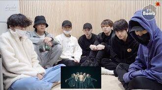 BANGTAN BOMB BTS 'Black Swan' Art Film Reaction - BTS (방탄소년단)
