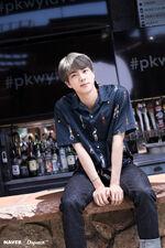 Jin BTS x Dispatch June 2019 (2)