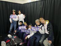 BTS Japan Official Twitter Nov 23, 2019 (1)
