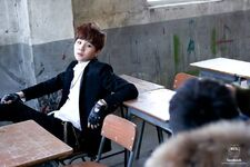 Skool Luv Affair Shooting Sketch 5