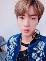 Jin Twitter Nov 6, 2018 (2)