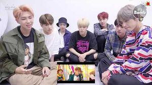 BANGTAN BOMB BTS 'DNA' MV REAL reaction @6 00PM (170918) - BTS (방탄소년단)