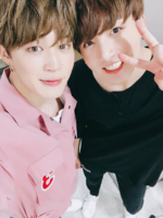 Jikook BTS 4th Birthday