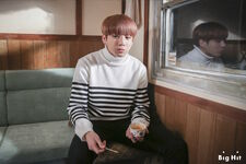 Spring Day MV Shooting 43