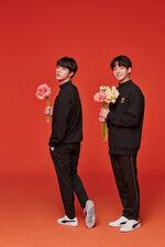 Jin and Jungkook Puma Aug 2018 (2)