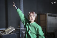 Spring Day MV Shooting 19