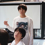 Jin Jungkook BTS Exhibition