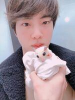 Jin Twitter Dec 20, 2018 (1)