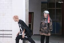 MIC Drop MV Shooting 14