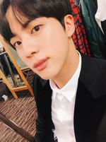 Jin Twitter Dec 1, 2017 (2)