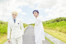 Suga and V 2018 Season Greetings Teaser Image