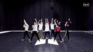 CHOREOGRAPHY BTS (방탄소년단) 'Black Swan' Dance Practice