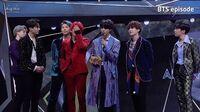 EPISODE BTS (방탄소년단) @2018 MAMA in HONG KONG