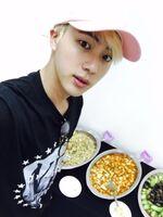 Jin Twitter June 9, 2016 (2)