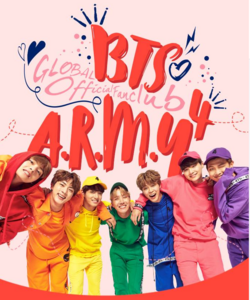 BTS Army Fanclub