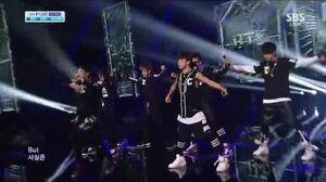 방탄소년단 No More Dream @SBS Inkigayo 인기가요 20130617