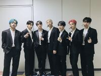 BTS Official Twitter April 20, 2019 1