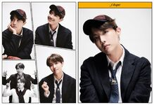 J-Hope Map of the Soul 7 Version 4