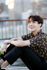 J-Hope Naver x Dispatch June 2018 (3)