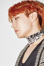 J-Hope GQ Korea Magazine Dec 2016
