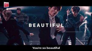 "KOR LOTTE DUTY FREE x BTS M V ""You're so Beautiful"""
