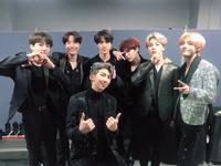 BTS Official Twitter Dec 25, 2018 (2)
