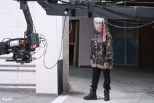 MIC Drop MV Shooting 15