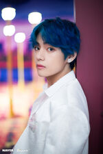 V Boy With Luv Shoot (2)