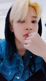 Jimin 170220 Weibo