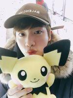 Jin Twitter March 2, 2017