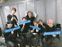 BTS Official Twitter Feb 18, 2017
