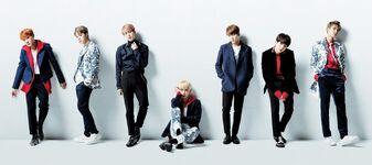 The Best Japan BTS 2