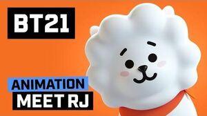 BT21 Meet RJ!