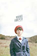 Jimin Young Forever Wallpaper