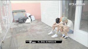 EPISODE BTS (방탄소년단) '불타오르네 (FIRE)' MV Shooting