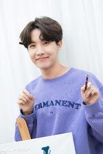 J-Hope Naver x Dispatch Mar 2019 (8)