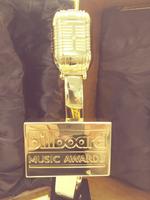 Top Social Artist BBMAs trophy