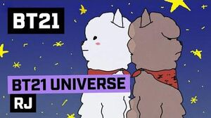 BT21 BT21 UNIVERSE ANIMATION EP