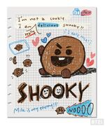 BT21 Shooky November 16, 2017