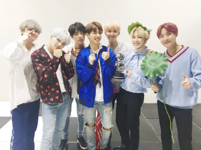 BTS Official Twitter September 28, 2017 (2)