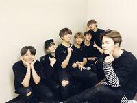 BTS Twitter Japan Jul 1, 2017