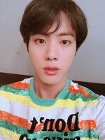 Jin Twitter Sep 2, 2018 (2)