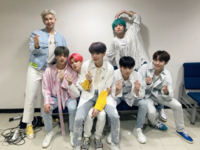 BTS Official Twitter April 28, 2019